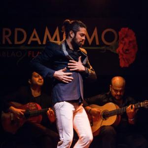 Isaac de los Reyes<br>Noc Flamenca