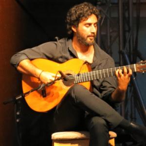 Antonio Sánchez<br>Noc Flamenca